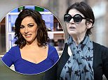 **BYLINE MUST READ J. Almasi/J. Shaw** **EXCLUSIVE PRINT BEFORE WEB** NIGELLA LAWSON LEAVES HER HOUSE IN PADDINGTON, HOUSE