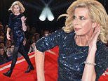 7 January 2015.\nCelebrity Big Brother launch at Elstree TV Studios,\nCredit: Andy Oliver/GoffPhotos.com   Ref: KGC-143\n