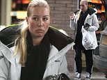 Mandatory Credit: Photo by Beretta/Sims/REX (4362578f)  Denise Van Outen  Denise Van Outen out and about in London, Britain - 06 Jan 2015  Denise Van Outen spotted in London having returned from Dubai where she celebrated the New Year.