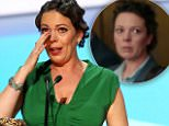 Leading Actress winner - Olivia Colman @ Arqiva British Academy Television Awards, show, Theatre Royal, London, Britain - 18 May 2014\nEditorial Use Only\n Mandatory Credit: Photo by Stephen Butler/BAFTA/REX (3755186gh)\n Leading Actress Winner - Olivia Colman\n Arqiva British Academy Television Awards, show, Theatre Royal, London, Britain - 18 May 2014\n \n