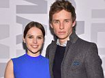 """NEW YORK, NY - JANUARY 06:  Actors Felicity Jones (L) and Eddie Redmayne attend MoMA's Contenders Series screening of """"The Series Of Everything"""" at the  Museum of Modern Art on January 6, 2015 in New York City.  (Photo by Mike Coppola/Getty Images)"""