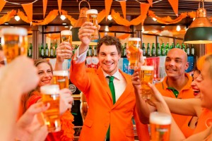 Heineken Chief Oranje Officer