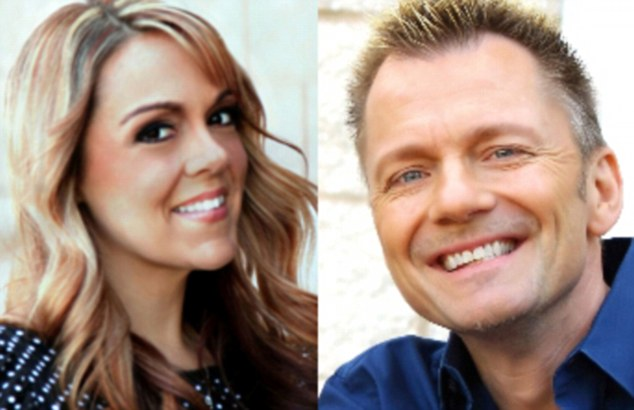 Frauds: DJs Leeana Karlson and Steve Harper admitted their story about a homophobic response to a birthday invitation was a hoax