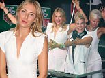MELBOURNE, AUSTRALIA - JANUARY 13:  Maria Sharapova attends the TAG Heuer Party at Ms Collins on January 13, 2015 in Melbourne, Australia.  (Photo by Scott Barbour/Getty Images for TAG Heuer)