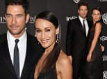 BEVERLY HILLS, CA - JANUARY 11:  Actors Dylan McDermott and Maggie Q attend the 16th Annual Warner Bros. and InStyle Post-Golden Globe Party at The Beverly Hilton Hotel on January 11, 2015 in Beverly Hills, California.  (Photo by Lester Cohen/WireImage)