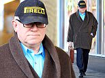 """Picture Shows: Ken Morley  January 13, 2015\n \n ** Min Web / Online Fee £150 For Set **\n \n 'Celebrity Big Brother' contestant Ken Morley is spotted at Euston in London on his way to a meeting.\n \n The former 'Coronation Street' actor was the second contestant to be removed from the 'Celebrity Big Brother' house, Ken being cited for using """"unacceptable and offensive"""" language. The actor was also warned about a number of lewd comments that were made towards female housemates.\n \n ** Min Web / Online Fee £150 For Set **\n \n Exclusive All Rounder\n WORLDWIDE RIGHTS\n Pictures by : FameFlynet UK © 2015\n Tel : +44 (0)20 3551 5049\n Email : info@fameflynet.uk.com"""