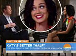 """Katy Perry spoke out about her upcoming Super Bowl halftime performance to TODAY¿s Willie Geist in an exclusive interview that aired this morning. Perry revealed hints of big surprises, including a retractable roof that will come into play during her show, and announced her ¿first special guest¿ rocker Lenny Kravitz, whom she described as """"an incredible rock n roll icon, a guitar god."""" Given Daily Mail¿s recent coverage, I thought you might be interested."""