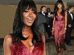 Mandatory Credit: Photo by REX (4375660fo)  Naomi Campbell  72nd Annual Golden Globe Awards, HBO After Party, Los Angeles, America - 11 Jan 2015