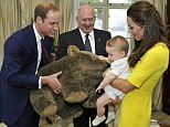 Prince George gifts