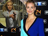 """LONDON, ENGLAND - MAY 06:  Yvonne Strahovski attends the UK premiere of """"24: Live Another Day"""" at Old Billingsgate Market on May 6, 2014 in London, England.  (Photo by Anthony Harvey/Getty Images)"""