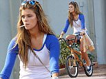 131221, EXCLUSIVE: Nina Agdal seen puffing a cigarette as she rides her bike and runs errands in Miami. Miami, Florida - Wednesday January 14, 2015. Photograph: Brett Kaffee/Thibault Monnier, © PacificCoastNews. Los Angeles Office: +1 310.822.0419 sales@pacificcoastnews.com FEE MUST BE AGREED PRIOR TO USAGEEXCLUSIVE: Nina Agdal seen puffing a cigarette as she rides her bike and runs errands in Miami. Miami, Florida - Wednesday January 14, 2015. Photograph: Brett Kaffee/Thibault Monnier, © PacificCoastNews. Los Angeles Office: +1 310.822.0419 sales@pacificcoastnews.com FEE MUST BE AGREED PRIOR TO USAGE