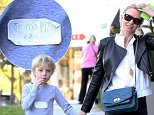 Mandatory Credit: Photo by Most Wanted/REX (4376385m)  Naomi Watts and son Samuel Kai Schreiber  Naomi Watts out and about, Los Angeles, America - 13 Jan 2015  Naomi Watts out with her son Samuel in Brentwood