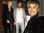 EXCLUSIVE: Actress Sharon Stone and actor David DeLuise share a romantic dinner date at Mr. Chow restaurant in Beverly Hills, CA.\n\nPictured: Sharon Stone ,David DeLuise \nRef: SPL925382  120115   EXCLUSIVE\nPicture by: Roshan Perera/ Splash News\n\nSplash News and Pictures\nLos Angeles: 310-821-2666\nNew York: 212-619-2666\nLondon: 870-934-2666\nphotodesk@splashnews.com\n