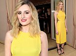 WEST HOLLYWOOD, CA - JANUARY 13:  Actress Laura Carmichael attends ELLE's Annual Women in Television Celebration on January 13, 2015 at Sunset Tower in West Hollywood, California. Presented by Hearts on Fire and Olay.  (Photo by Stefanie Keenan/Getty Images for ELLE)