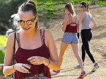 Picture Shows: Cara Delevingne, Kendall Jenner  January 07, 2015\n \n ** Strictly NO Web / Online Usages Until After 9PM GMT 14/01/15**\n ** Min Web / Online Fee £400 For Set **\n \n Models and gal pals Kendall Jenner & Cara Delevingne enjoy a hike together at Runyon Canyon Park in Los Angeles, California.\n \n ** Strictly NO Web / Online Usages Until After 9PM GMT 14/01/15**\n ** Min Web / Online Fee £400 For Set **\n \n Exclusive All Rounder\n UK RIGHTS ONLY\n Pictures by : FameFlynet UK © 2015\n Tel : +44 (0)20 3551 5049\n Email : info@fameflynet.uk.com