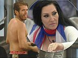****Ruckas Videograbs****  (01322) 861777\n*IMPORTANT* Please credit Channel 5 for this picture.\n16/01/15\nCelebrity Big Brother\nDAY 10\nSEEN HERE:Grabs from the 9pm show\nGrabs from today in the CBB house\nOffice  (UK)  : 01322 861777\nMobile (UK)  : 07742 164 106\n**IMPORTANT - PLEASE READ** The video grabs supplied by Ruckas Pictures always remain the copyright of the programme makers, we provide a service to purely capture and supply the images to the client, securing the copyright of the images will always remain the responsibility of the publisher at all times.\nStandard terms, conditions & minimum fees apply to our videograbs unless varied by agreement prior to publication.
