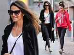 17 Jan 2015 - BIRMINGHAM - UK  MICHELLE KEEGAN LEAVES HER HOTEL WITH MARK WRIGHT AFTER WATCHING HIM PERFORM ON THE STRICTLY COME DANCING TOUR IN BIRMINGHAM  BYLINE MUST READ : XPOSUREPHOTOS.COM  ***UK CLIENTS - PICTURES CONTAINING CHILDREN PLEASE PIXELATE FACE PRIOR TO PUBLICATION ***  **UK CLIENTS MUST CALL PRIOR TO TV OR ONLINE USAGE PLEASE TELEPHONE   44 208 344 2007 **