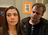 FROM ITV\n\nTV Listings Magazines & websites Tuesday 11 November 2014, Newspapers Saturday 15 November 2014\n\nCoronation Street - Ep 8518\n\nFriday 21 November 2014 - 2nd ep\n\nMichelle Connor [KYM MARSH] gives Steve McDonald [SIMON GREGSON]  an ultimatum, either he tells her what¿s wrong or she¿s leaving. Steve remains tongue-tied. Utterly devastated, Michelle gets out of the car and returning to the pub she announces that she and Steve are finished. Lloyd and Andrea find Steve sitting in his car listening to music. They beg him to apologise to Michelle and save his relationship, but Steve¿s unresponsive, unable to deal with his emotions. As Michelle packs her bags, will Lloyd be able to get through to Steve?\n\nPicture contact: david.crook@itv.com on 0161 952 6214\n\nPhotographer - Joseph Scanlon\n\nThis photograph is (C) ITV Plc and can only be reproduced for editorial purposes directly in connection with the programme or event mentioned above, or ITV plc. Once made available by I