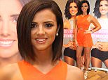 Reality TV star Lucy Mecklenburgh launches 'Be Body Beautiful' fitness guide at Meadowhall Shopping Centre Featuring: Lucy Meklenburgh Where: Sheffield, United Kingdom When: 17 Jan 2015 Credit: Deb Vernon/WENN.com