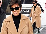 Kris Jenner does her duck lip impression when leaving the studio in Los Angeles. January 16, 2015 X17online.com\\nOK FOR WEB SITE USAGE.\\nAny quieries please call Alasdair or Gary on office 0034 966 713 949/926 or mibile Gary 0034 686 421 720 or Alasdair on 0034 630 576 519
