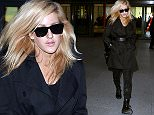 Ellie Goulding is seen arriving back at heathrow airport from a trip to miami.\n17 January 2015.\nPlease byline: Vantagenews.co.uk