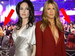 EXCLUSIVE. COLEMAN-RAYNER. \n15th January, 2015. Los Angeles, CA. USA. \nThis exclusive image shows the actual seating plan distance of 3 tables between Jennifer Aniston and Angelina Jolie at the 2015 Critics Choice Awards in Los Angeles. This is the first time in 6 years that Jolie and Aniston have both been at the same event. \nCREDIT LINE MUST READ: Coleman-Rayner\nTel US (001) 323 545 7584 - Mobile\nTel US (001) 310 474 4343 - Office\nwww.coleman-rayner.com