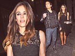 EXCLUSIVE: Elizabeth Hurley dines with a mystery man at Katsuya in Los Angeles, CA.\n\nPictured: Elizabeth Hurley, Mystery Man\nRef: SPL928338  170115   EXCLUSIVE\nPicture by: Sharpshooter Images /Splash\n\nSplash News and Pictures\nLos Angeles: 310-821-2666\nNew York: 212-619-2666\nLondon: 870-934-2666\nphotodesk@splashnews.com\n
