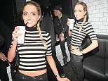 Picture Shows: Georgia Harrison  January 18, 2015\n \n 'The Only Way Is Essex' star Georgia Harrison aka George Harrison is seen on a night out at Luxe Bar in Loughton, Essex. Georgia was all smiles as he posed for the cameras.\n \n Exclusive All Rounder\n WORLDWIDE RIGHTS \n \n Pictures by : FameFlynet UK © 2015\n Tel : +44 (0)20 3551 5049\n Email : info@fameflynet.uk.com