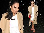 VICKY PATTISONSEEN AT  AUSTRALASIA RESTAURANT WITH MAKE UP ARTIST JAY BEGGS \\n\\n***EXC ALL ROUND***\\n\\n***LUMINOUS PHOTOS***