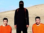 140511-9e0c41b6-a06d-11e4-b35a-60c8936f3ab6.jpg  AN ONLINE video purports to show the Islamic State group threatening to kill two Japanese hostages unless it is paid a $200 million ransom in 72 hours. The video was released online this afternoon. Militant websites affiliated with the Islamic State group posted it.  The video shows two hostages the militants identify as Kenji Goto Jogo and Haruna Yukawa. Japanese officials had no im