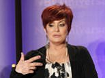 """Judge Sharon Osbourne answers a question at the NBC panel for the television show """"America's Got Talent"""" during the Television Critics Association summer press tour in Pasadena, California April 15, 2011.      REUTERS/Mario Anzuoni (UNITED STATES - Tags: ENTERTAINMENT)"""