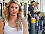 17 Jan 2015 - WEST HOLLYWOOD - USA\n*** EXCLUSIVE ALL ROUND PICTURES ***\nAMERICAN TV STAR BRANDI GLANVILLE AND SON MASON OUT WITH MYSTERY MAN IN WEST HOLLYWOOD\nBYLINE MUST READ : XPOSUREPHOTOS.COM\n***UK CLIENTS - PICTURES CONTAINING CHILDREN PLEASE PIXELATE FACE PRIOR TO PUBLICATION ***\n**UK CLIENTS MUST CALL PRIOR TO TV OR ONLINE USAGE PLEASE TELEPHONE  44 208 344 2007**