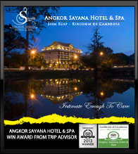 Angkor Sayana Promotion