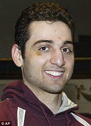 Tamerlan Tsarnaev, in 2010