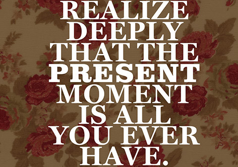 5 Ways To Be More Present