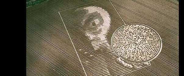 Crop Circle Messages?