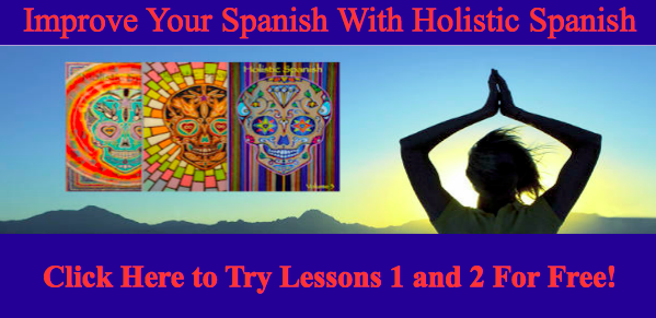 Holistic Spanish Free Trial Banner
