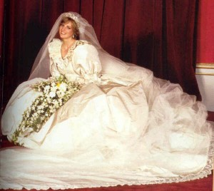 1980s Wedding Dress