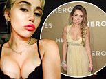 Miley Cyrus shares photo