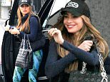 *EXCLUSIVE* West Hollywood, CA - Sofia Vergara runs errands after a workout and proudly displays her ring while getting some artwork framed at a frame store. The engaged actress is showing some strides in her workout regimen as she shows off her muscular legs in her tight workout pants.\nAKM-GSI       January  20, 2015  \nTo License These Photos, Please Contact :\nSteve Ginsburg\n(310) 505-8447\n(323) 423-9397\nsteve@akmgsi.com\nsales@akmgsi.com\nor\nMaria Buda\n(917) 242-1505\nmbuda@akmgsi.com\nginsburgspalyinc@gmail.com
