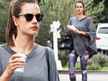©BAUER-GRIFFIN.COM\nAlessandra Ambrosio is seen\nNON-EXCLUSIVE   Jan 20, 2015\nJob: 150120F1   Los Angeles, CA\nwww.bauergriffin.com\n