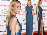"""HOLLYWOOD, CA - JANUARY 21:  Actress Gwyneth Paltrow attends the premiere of Lionsgate's """"Mortdecai"""" at TCL Chinese Theatre on January 21, 2015 in Hollywood, California.  (Photo by Steve Granitz/WireImage)"""
