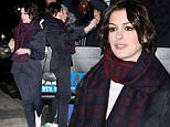 *** UK ONLY *** *** MAIL ONLINE OUT ***131601, Anne Hathaway and husband Adam Shulman seen leaving their hotel in NYC. New York, New York - Wednesday January 21, 2015.\nPHOTOGRAPH BY Pacific Coast News / Barcroft Media\nUK Office, London.\nT +44 845 370 2233\nW www.barcroftmedia.com\nUSA Office, New York City.\nT +1 212 796 2458\nW www.barcroftusa.com\nIndian Office, Delhi.\nT +91 11 4053 2429\nW www.barcroftindia.com