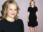 NEW YORK, NY - JANUARY 20:  Elisabeth Moss attends the 'The Heidi Chronicles'  Media Day at the Baryshinkov Arts Center on January 20, 2015 in New York City.  (Photo by Walter McBride/Getty Images)