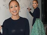 NEW YORK, NY - JANUARY 21:  Jennifer Lopez attends AOL Build Speaker Series: Jennifer Lopez And Ryan Guzman at AOL Studios In New York on January 21, 2015 in New York City.  (Photo by Dimitrios Kambouris/Getty Images)