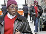 20.JANUARY.2015 - NEW YORK - USA\nA HAPPY WESLEY SNIPES LEAVES A SOHO RESTAURANT AFTER LUNCH WITH FRIENDS. LATER HE DRIVES AWAY IN HIS RANGE ROVER IN MANHATTAN, NYC. WESLEY WORE A PURPLE STRIPED BEANIE HAT, RED JUMPER, LEATHER JACKET AND DENIM JEANS.\nBYLINE MUST READ : XPOSUREPHOTOS.COM\n*AVAILABLE FOR UK SALE ONLY*\n***UK CLIENTS - PICTURES CONTAINING CHILDREN PLEASE PIXELATE FACE PRIOR TO PUBLICATION ***\n*UK CLIENTS MUST CALL PRIOR TO TV OR ONLINE USAGE PLEASE TELEPHONE 0208 344 2007*