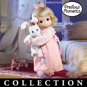Precious Moments Classic Moments To Treasure Doll Subscription Plan