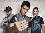 EMBARGOED UNTIL 1600hrs MONDAY 19th JANUARY  SUAREZ, BALE, RODRIGUEZ AND BENZEMA STAR IN ADIDAS #THEREWILLBEHATERS FILM  adidas stars invite fans to ?bring on the hate?  Herzogenaurach, 19th January ? adidas has lit a spark under the world of football today by launching their #ThereWillBeHaters campaign; focussed around a provocative new video featuring global football stars such as Luis Suarez, Gareth Bale, James Rodriguez and Karim Benzema.