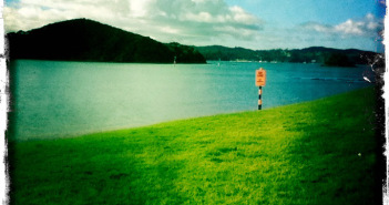 Bay Of Islands View from Paihia