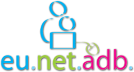 EU.NET.ADB. Logo